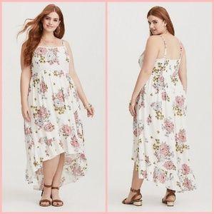 🌷Torrid NWOT 🌷Hi Love Guaze Dress SZ 00